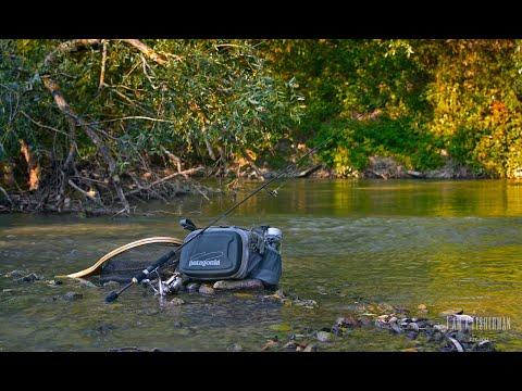 Letna UL prívlač na rieke