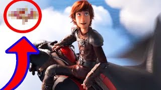 DreamWorks Animation NEEDS TO EXPLAIN THIS! 🐉 (How To Train Your Dragon 3)
