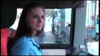 Александра водитель автобуса