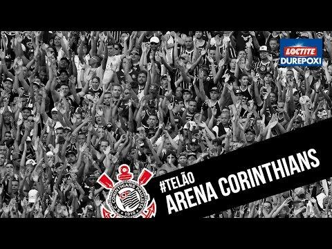 Telão da Arena Corinthians