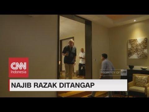 Najib Razak Ditangkap Komisi Antikorupsi Malaysia