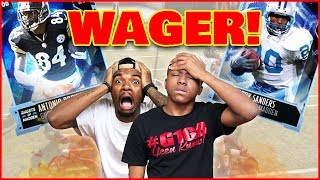 Highest Overall Wager! Loser Loses Their BEST Player! - MUT Wars Ep.52