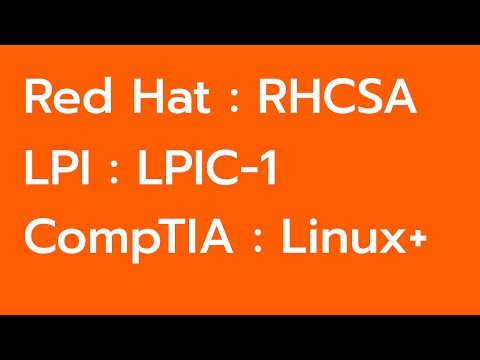 Which Linux Certification do I need to start with! - YouTube