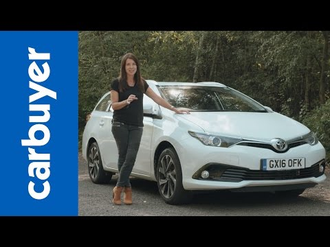 Toyota Auris Touring Sports review - Carbuyer