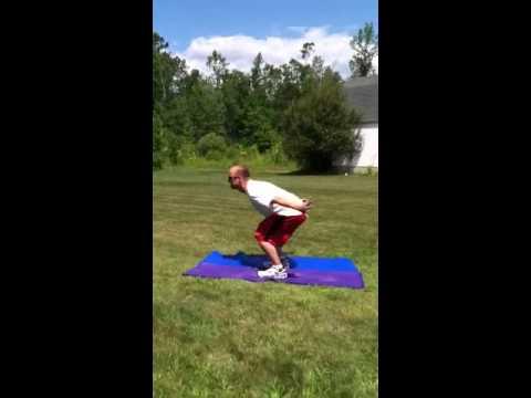 180 Degree Jump Turns