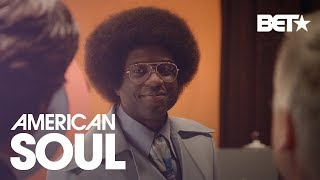 Exclusive: Don Cornelius & The First Taping Of Soul Train | American Soul