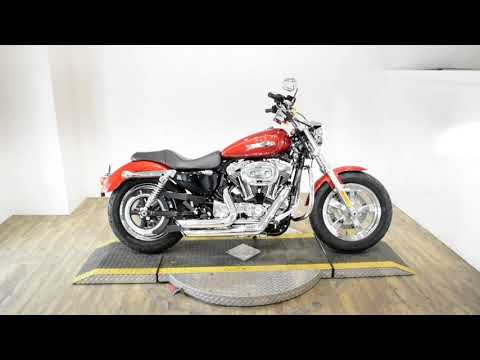 2014 Harley-Davidson XL1200 Sportster in Wauconda, Illinois - Video 1
