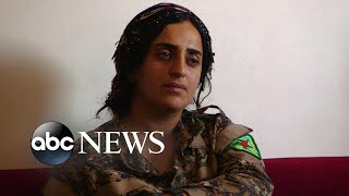After US withdrawal, a heartbreaking look at growing humanitarian crisis in Syria   Nightline