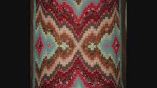 Bargello Quilts By Becky Botello