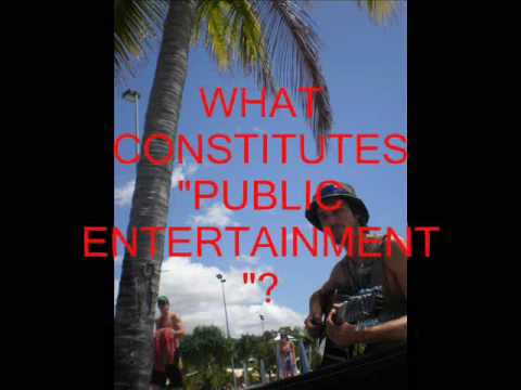 WHITSUNDAYS MOST WANTED - DRUFI THE BUSKER !