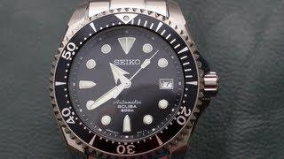 Best Watch EVER - Seiko Shogun SBDC007 Titanium
