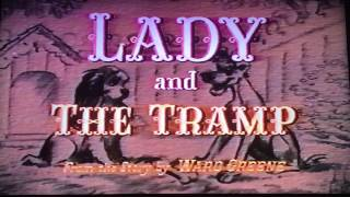 Opening to Lady and the Tramp 1987 VHS (Better Version)