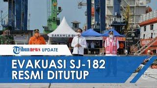 Masuki Hari ke-13 Operasi Pencarian Korban & Puing SJ-182 Resmi Ditutup, Akan Dilakukan Tabur Bunga