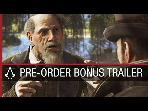 Assassins Creed Syndicate The Darwin And Dickens