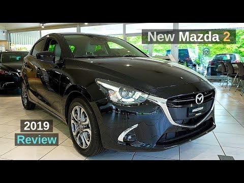 New Mazda 2 2019 Review Interior Exterior