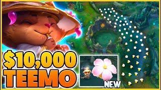 *GOLDEN SHROOMS* THE NEW MOST EXPENSIVE SKIN IN THE GAME - BunnyFuFuu | League of Legends