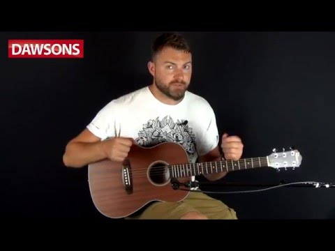 Redwood F-5 Acoustic Travel Guitar Review