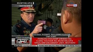 Panayam kay P/CSupt. Guillermo Eleazar, chief, NCRPO