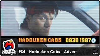 PlayStation 4 - Haduoken Cabs  - Advert (2013)