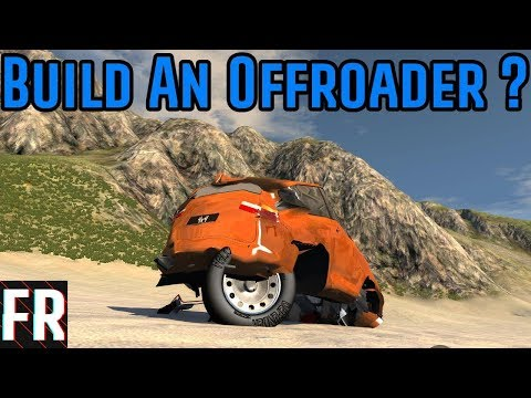 Automation/BeamNG Drive - Build A Working Offroader ?