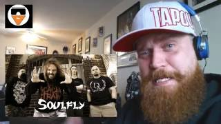 My Pick - Soulfly - Archangel - Reaction/Discussion