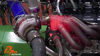 PSPM Exhaust Ball Joint In Action