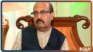Azam Khan is motivated by Samajwadi Party and can do anything: Amar Singh EXCLUSIVELY to India TV