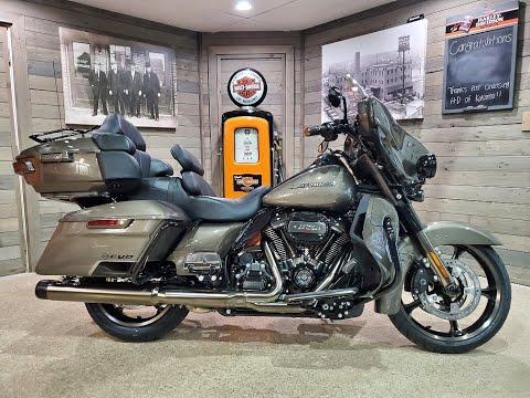 2021 Harley-Davidson CVO™ Limited in Kokomo, Indiana - Video 1