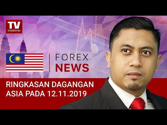 12.11.2019: USD mendatar menjelang ucapan Trump (USDX, JPY, USD, AUD)