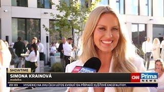 Celebrity na na slávnostnom otvorení Kliniky na CNN Prima NEWS
