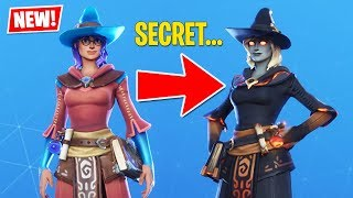 NEW SECRET UPDATE!! (Fortnite Battle Royale)