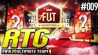 INSANE FUT CHAMPS REWARDS! - FIFA 20 RTG #09