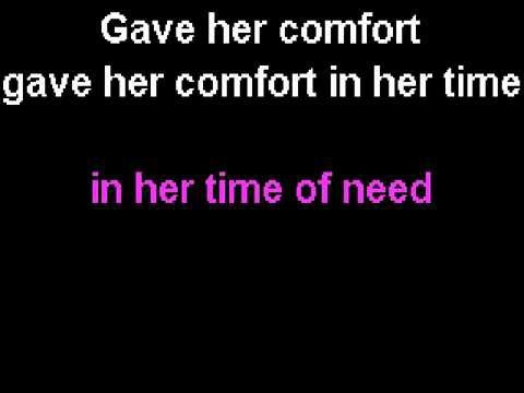 Dr  Hook - I Gave Her Comfort (Karaoke Instrumental) On Screen Lyrics