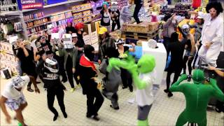 preview picture of video 'Harlem Shake carrefour Laon'