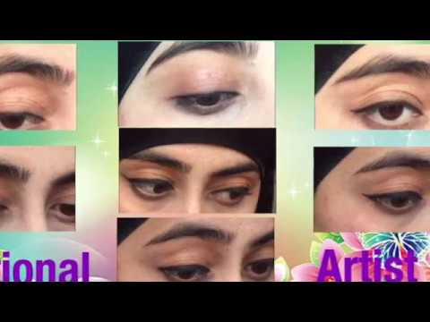 How To Apply Eyeliner Perfectly Using Kohl Pencil Like A Pro | 7 Unique Eyeliner Looks | Hacks