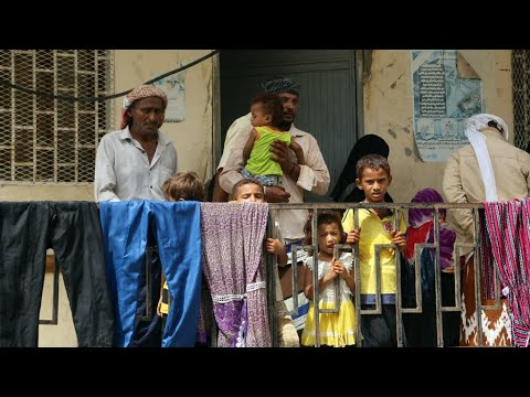 UN says over 25,000 people have fled Yemen fighting at Hodeida and more expected
