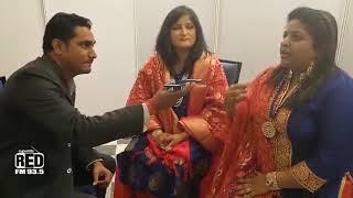 Roohani Sisters At Jaipur Literature Fest 2019