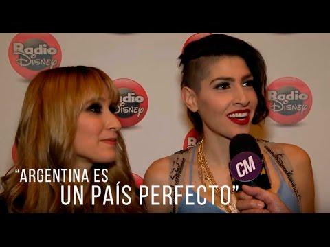 Ha*Ash video Entrevista Argentina 2016 - CM - Mayo 2016