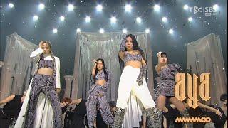 MAMAMOO (마마무) - AYA  (아야) Stage Mix 무대모음 교차편집