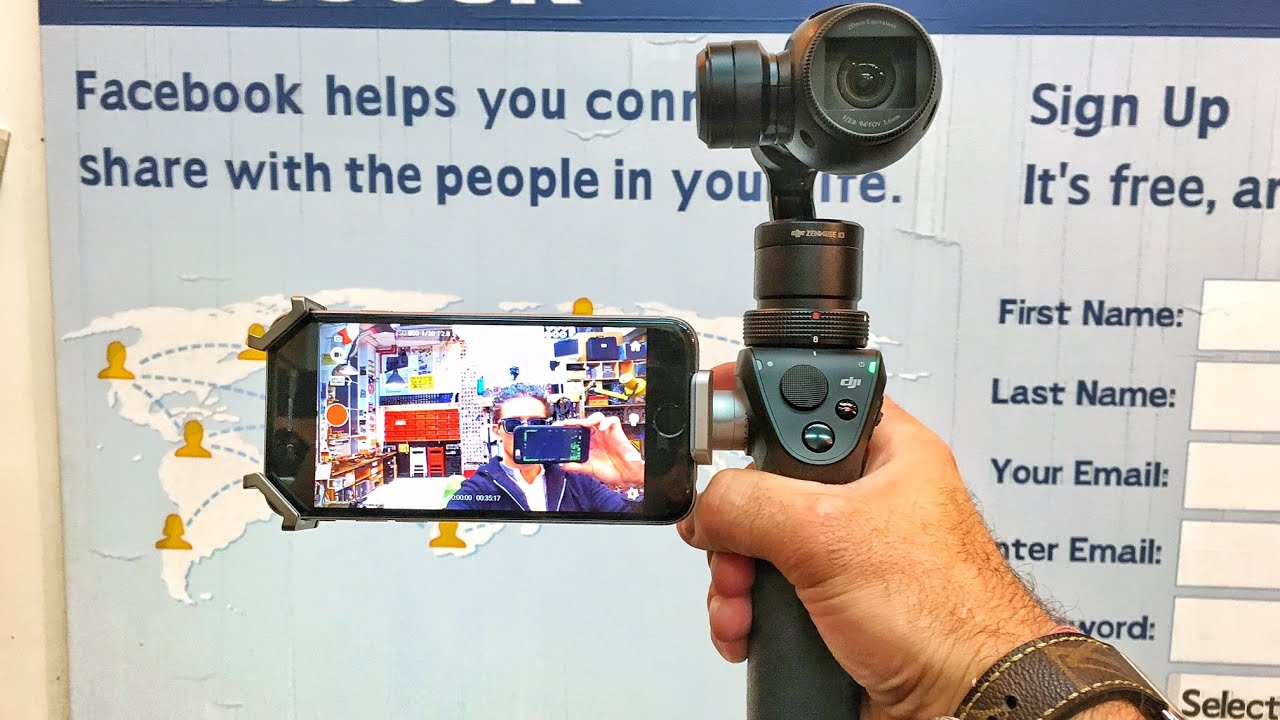 VLOGGING CAMERA FROM THE FUTURE thumbnail