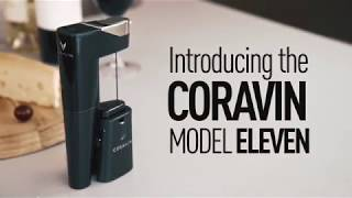 Coravin Wijnsysteem Model Eleven Core