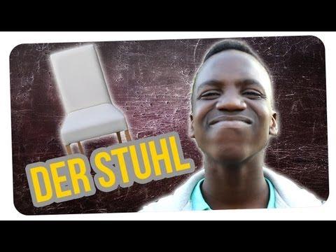 DER STUHL - WERBUNG
