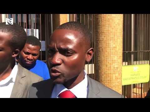 Zimbabwe charges U S woman over 'anti Mugabe tweet