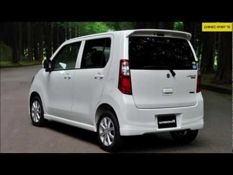 Auto Report 2013 - The New Revealed Suzuki Wagon-R