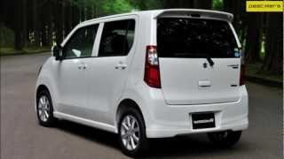 The New Revealed Suzuki Wagon-R