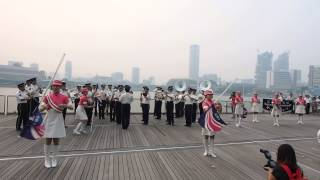 19th World Police Band Concert in Singapore 2014 - Tokyo Metropolitan Police Band