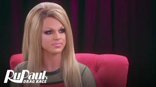 The Pit Stop S11 Episode 11: Derrick Barry on the Queens' Return | RuPaul's Drag Race