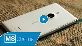 MSchannel - Đánh giá chi tiết Nokia Lumia 925: Tuyệt phẩm chụp ảnh trở lại.