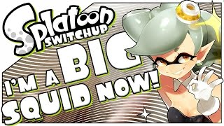 Something Wrong Here.. | Splatoon Switch Up 7! (Funny Moments Gameplay)