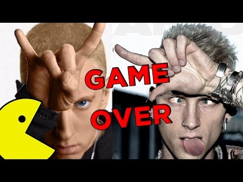 "Eminem – ""Pac Man"" (MGK DISS Part 2)"